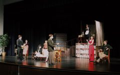 """Lanier performs """"Clue"""" at One Act, 2020"""