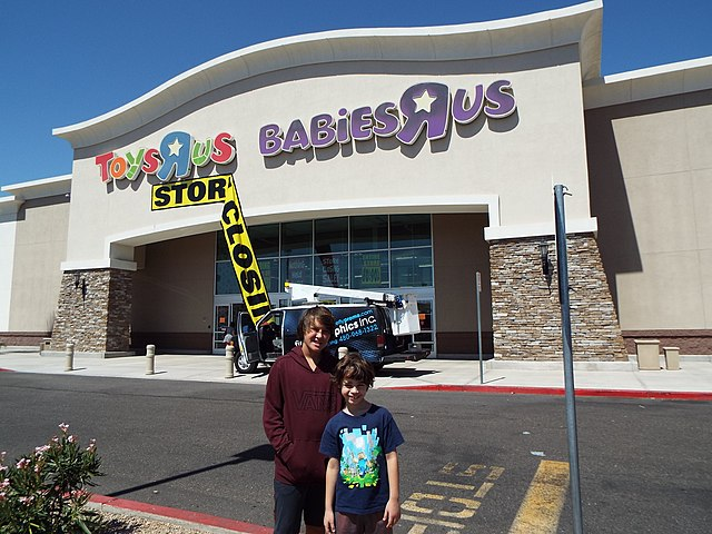Revival of Toys R Us