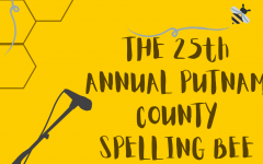 The 25th Annual Putnam County Spelling Bee poster